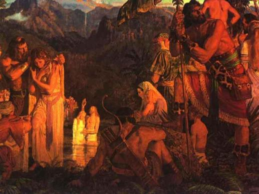arnold_friberg_-_the_waters_of_mormon
