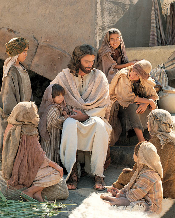 mormon-jesus-Children1
