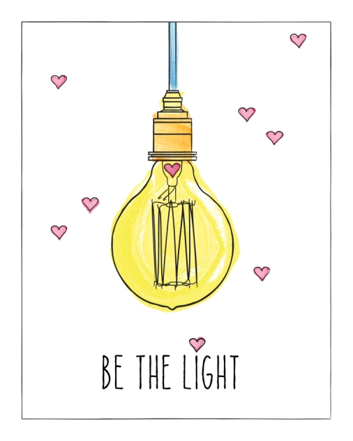 be-the-light-poster_8x10