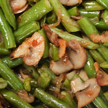 11.28 Sauteed-Green-Beans-and-Mushrooms