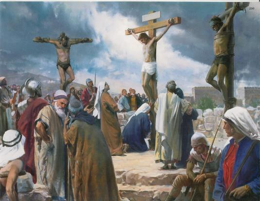 crucifixion2-gospel art