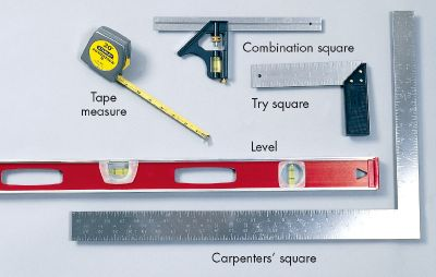 Basic Measuring Tools